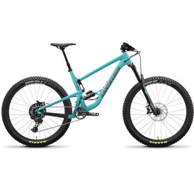 Santa Cruz Bronson 3 AL R-Kit Plus Full suspension mountainbike blauw